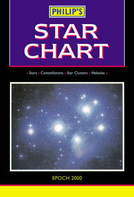 Philip's Star Chart (Sheet map, folded)