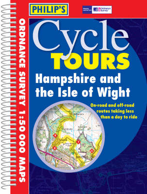 Hampshire and the Isle of Wight - Philip's Cycle Tours (Paperback)