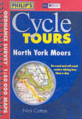 North York Moors - Philip's Cycle Tours (Paperback)