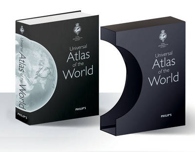 Philip's Universal Atlas of the World (Hardback)