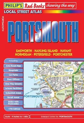 Philip's Red Books Portsmouth - Philip's Red Books (Paperback)