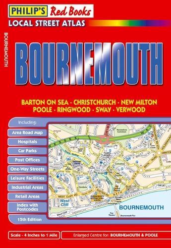 Philip's Red Books Bournemouth - Philip's Red Books (Paperback)