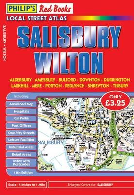 Philip's Red Books Salisbury and Wilton - Philip's Red Books (Paperback)