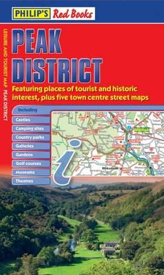 Philip's Red Books Peak District - Philip's Red Books (Hardback)