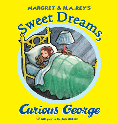 Cover Sweet Dreams, Curious George