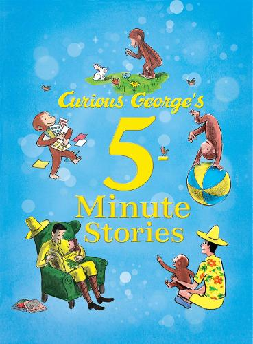 Cover Curious George's 5-minute Stories