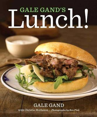 Cover Gale Gand's Lunch!