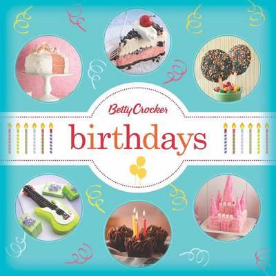 Betty Crocker Birthdays (Paperback)