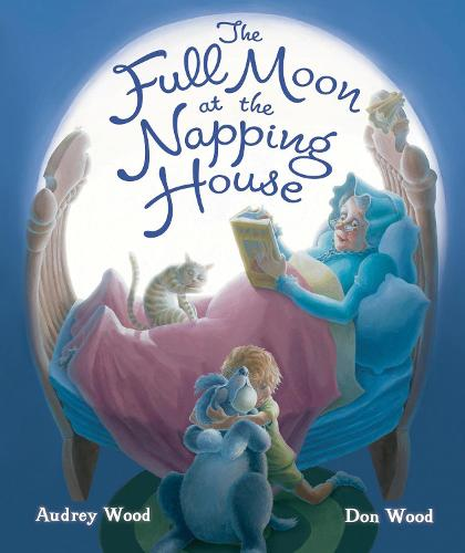 Full Moon at the Napping House (Hardback)