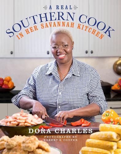 A Real Southern Cook (Hardback)