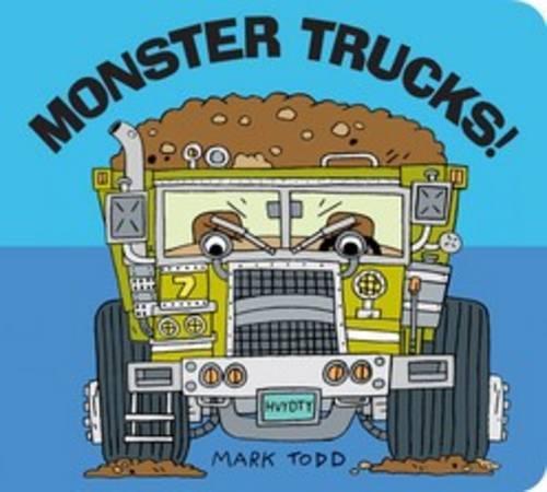 Monster Trucks (Hardback)