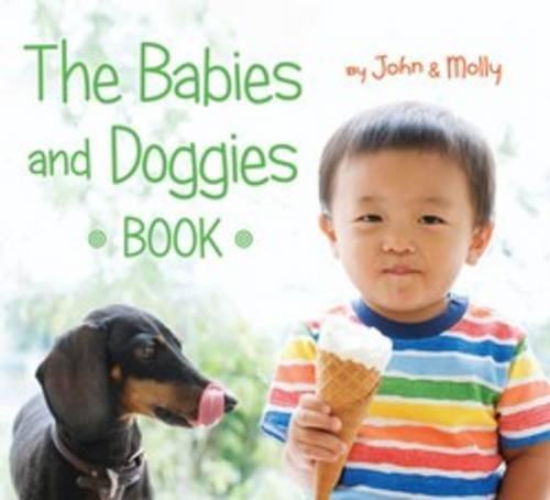 Babies and Doggies Book (Board book)