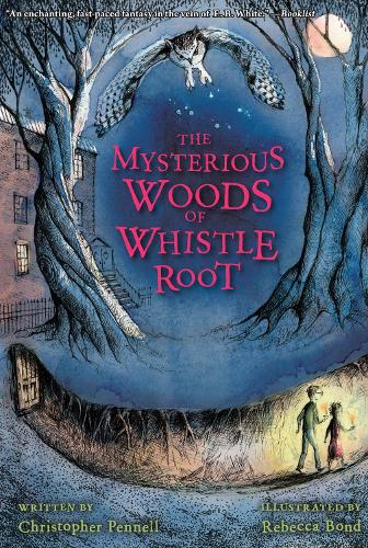 The Mysterious Woods of Whistle Root (Paperback)