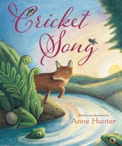 Cricket Song (Hardback)