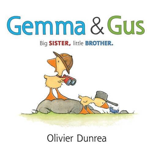Gemma & Gus (Hardback)