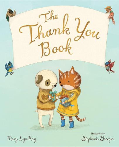 The Thank You Book (Hardback)