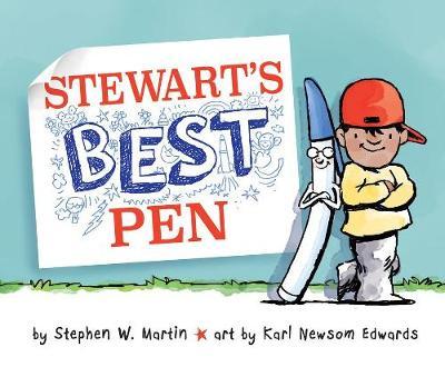 Stewart's Best Pen (Hardback)