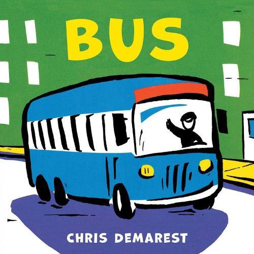 Bus (Board book)