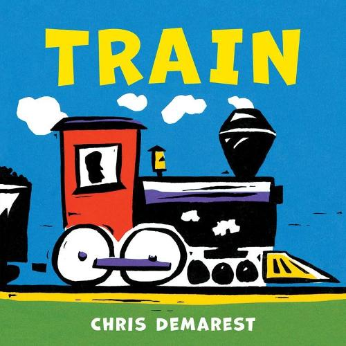 Train (Board book)