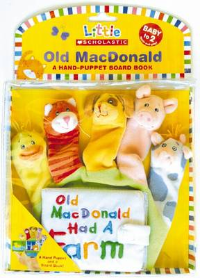 Old Macdonald - Hand Puppet Board Books