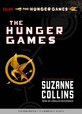 The Hunger Games Audio (CD-Audio)