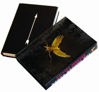 The Hunger Games - Hunger Games Trilogy (Hardback)