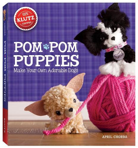 Pom-Pom Puppies - Klutz