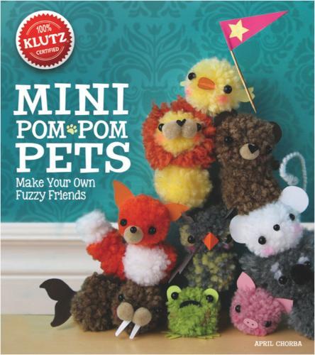 Mini Pom-Pom Pets - Klutz