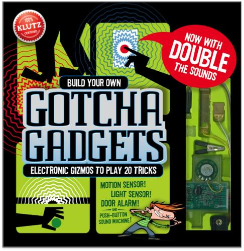 Build Your Own Gotcha Gadgets - Klutz