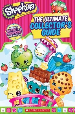 Cover Shopkins: Ultimate Collector's Guide - Shopkins