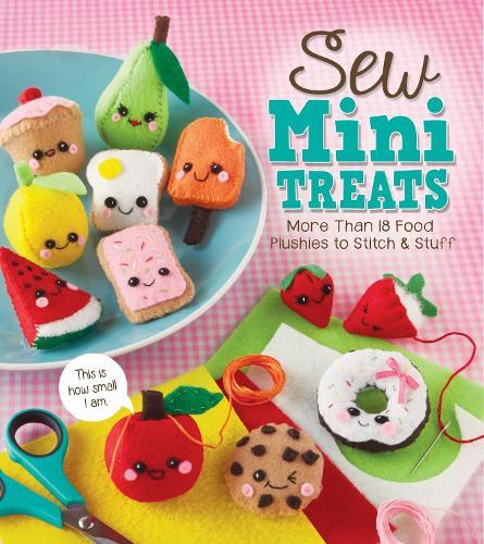 Sew Mini Treats - Klutz