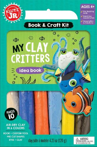 My Clay Critters - Klutz Junior