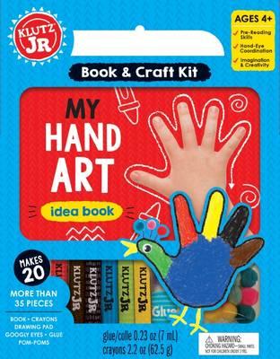My Hand Art - Klutz Junior