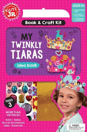 Twinkly Tiaras - Klutz Junior