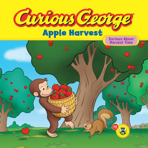Curious George Apple Harvest (Paperback)