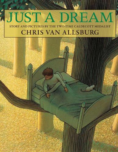 Just a Dream (Board book)