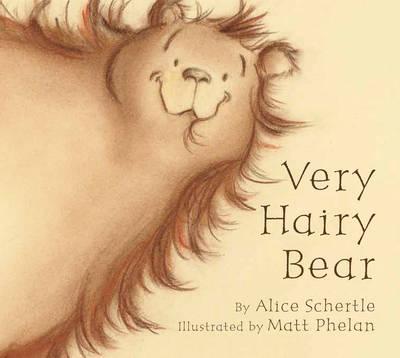 Very Hairy Bear (Board book)