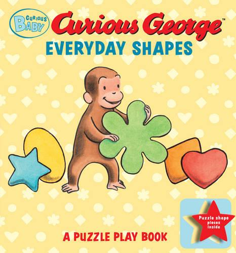 Curious Baby Everyday Shapes (Board book)