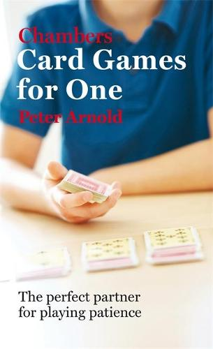 Chambers Card Games for One (Paperback)