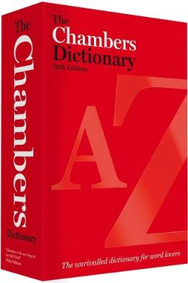 The Chambers Dictionary (Hardback)
