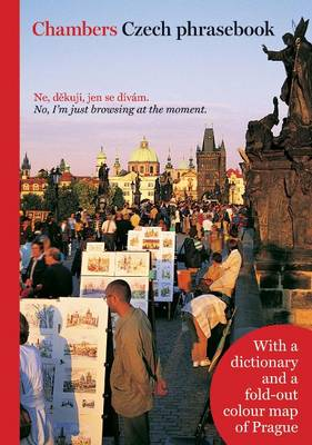 Chambers Czech Phrasebook (Paperback)
