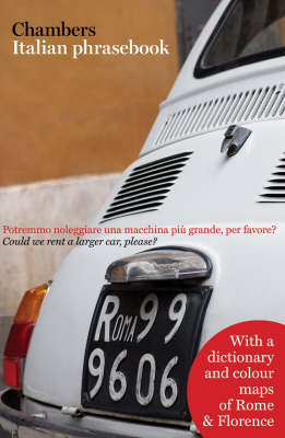 Chambers Italian Phrasebook (Paperback)