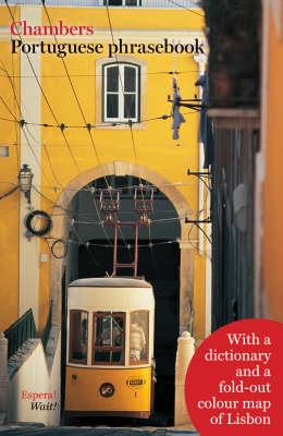 Chambers Portuguese Phrasebook (Paperback)