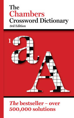 The Chambers Crossword Solver's Dictionary (Paperback)