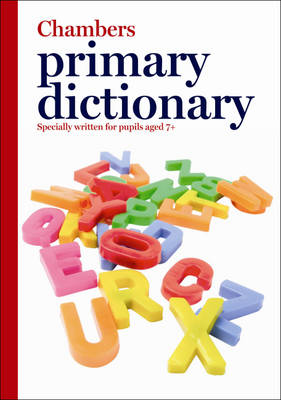 The Chambers Primary Dictionary (Hardback)