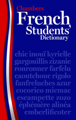 Chambers French Students' Dictionary (Paperback)