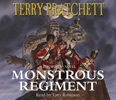 Monstrous Regiment: (Discworld Novel 31) - Discworld Novels (CD-Audio)