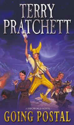 Going Postal: (Discworld Novel 33) - Discworld Novels (Paperback)