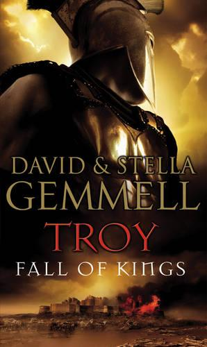 Troy: Fall Of Kings - Troy (Paperback)