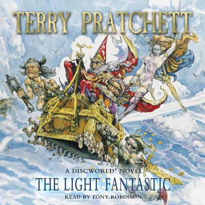The Light Fantastic: (Discworld Novel 2) - Discworld Novels (CD-Audio)